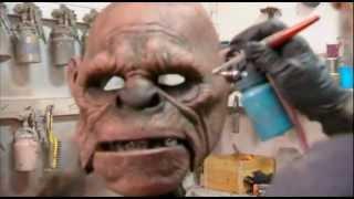 "getlinkyoutube.com-Making Monsters Season 2, Episode 14, ""Mega Monsters"" Morris Costumes & Bigfoot Clip"