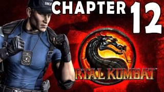 getlinkyoutube.com-Mortal Kombat 9 - Chapter 12: Stryker 1080P Gameplay / Walkthrough