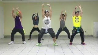 getlinkyoutube.com-PSY-DADDY Zumba® Choreographed by Alfredo Jay