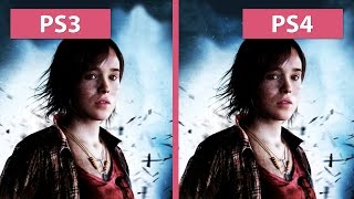 Beyond: Two Souls – PS3 vs. PS4 Remaster Graphics Comparison