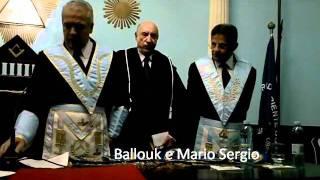 Cerimônia de Posse de um Grão Mestre