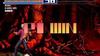 getlinkyoutube.com-KoF 03 : 【TAS】 playthrough (Hero Team)