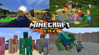 getlinkyoutube.com-PACK DE MODS EPICOS PARA MINECRAFT POCKET EDITION 0.16.0 -  MODS PARA MINECRAFT POCKET EDITION