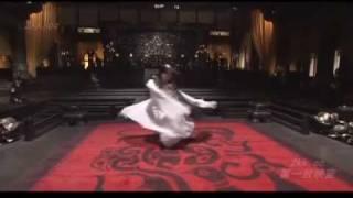 神话戏剧里的一只漂亮舞蹈