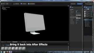 getlinkyoutube.com-Using Video as Textures in Element 3D
