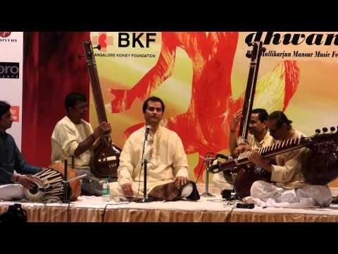veena vocal dhrupad jugalbandi-pt.uday bhawalkar and ustad bahauddin dagar.raag maru-part 2