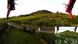 getlinkyoutube.com-Crashing my drone because of low battery