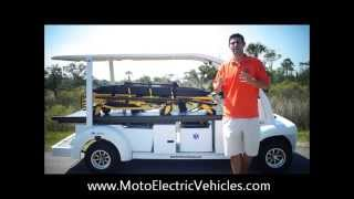 getlinkyoutube.com-Electric Ambulance Medical Golf Cart- From Moto Electric Vehicles