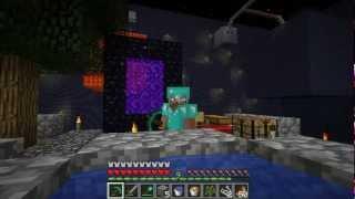 getlinkyoutube.com-Minecraft - Solar Survival: Tatus, ratos, baleias, não importa são malditos! Ep.10