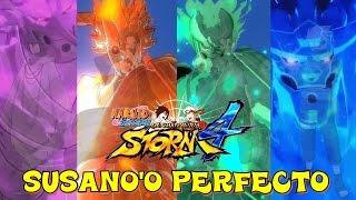 getlinkyoutube.com-Naruto Shippuden : Ultimate Ninja Storm 4 | Susano'o Perfecto ( SASUKE / ITACHI / SHISUI / KAKASHI )