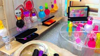 getlinkyoutube.com-DIY Miniature Doll Perfume Bottles