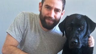 Watch how a dog helped one veteran conquer his PTSD width=