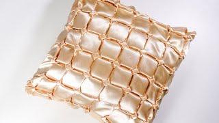 Cushion Ideas for Home Decor: Smocking Patterns   HandiWorks #121