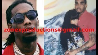 Offset Migos PULLS up at Cardi B Ex boyfriend Tommy Geez with his GOONS CRAZY VIDEO!