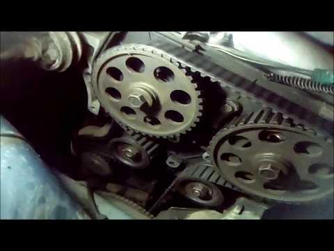 А гнет ли ваш мотор клапаны?Как узнать это без снятия головки?