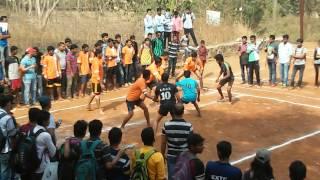 Semi Final Kabbadi Match of Boys IT vs EXTC (2k15) PART 3