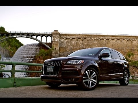 2010 Audi Q7 4.2 Start up, Exhuast and In Depth Tour (Saabklye04 style)