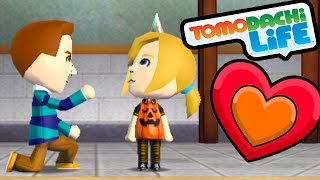 getlinkyoutube.com-Tomodachi Life 3DS Will You Marry Mii? Proposal, Marriage, & Home Gameplay Walkthrough PART 59