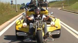 Trike Tour 2009
