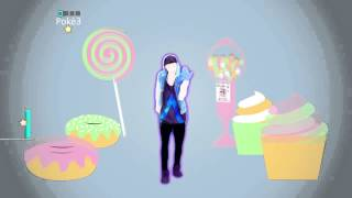 getlinkyoutube.com-Just Dance   Hello Kitty by Avril Lavigne   JustFizzyDance Contest Mash-Up