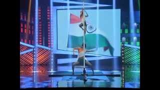 getlinkyoutube.com-വന്ദേ മാതരത്തിനൊരു സൃഷ്ടി ഗ്രൂപ്പിൻെറ പുതിയ വിഷ്വൽ ഇഫക്ട്  Ugram Ujjwalam srishti's Pole act