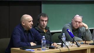Ekološki protesti i ekološka svest u Srbiji: Ristić, Ilić, Simić