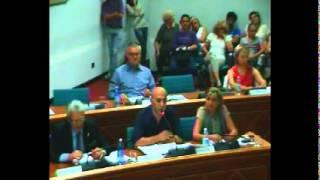 Consiglio Comunale Montichiari 10/09/2014