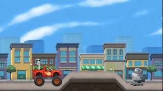 getlinkyoutube.com-Blaze and the monster machines full episodes 2015  iOS / Android - Gameplay Video
