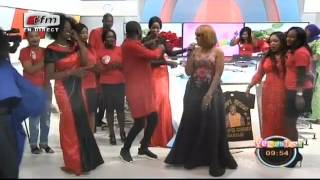 Viviane Chidid chante HAPPY BIRTHDAY pour Pape Cheikh Diallo