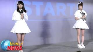 20150417 日本女子天團AKB48降臨 發布首次海外徵選活動號召台灣妹參與