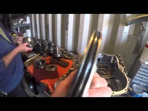 Saturn Vue 2003 VT25E Variator purchase and inspection