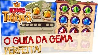 getlinkyoutube.com-King of Thieves - Como fazer a Gema Perfeita! ★ 999999!