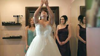 getlinkyoutube.com-Transgender Women Shop for Wedding Dresses
