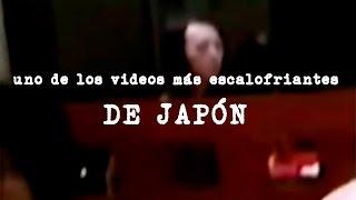 getlinkyoutube.com-Uno de los videos más escalofriantes de Japón