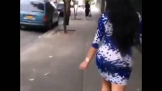 Sexy Latina BEAUTIFUL Walking