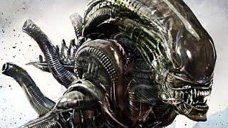 getlinkyoutube.com-Mortal Kombat XL - ALIEN - Fatalities & X-Rays Gameplay (MKXL)