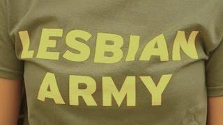 Lesbian Boot Camp