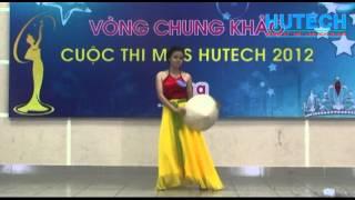 getlinkyoutube.com-Miss Hutech 21012 - Múa: Quê tôi - Thí sinh Trần Thị Hồng Hạnh