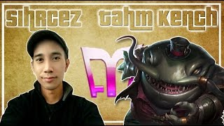 getlinkyoutube.com-Sirhcez - Tahm Kench vs Tahm Kench - Top Mirror Lane (PBE)