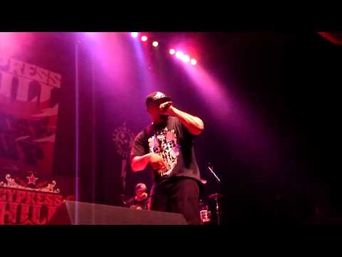 "CYPRESS HILL "" SUPERSTAR "" HD LIVE 08/16/10 ST LOUIS, MO THE PAGEANT"