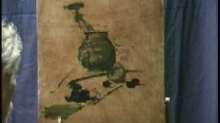 "getlinkyoutube.com-David Leffel, ""The Art of Painting"" Oil Painting DVD"