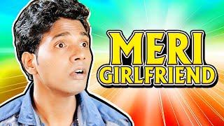Meri Girlfriend Ki Age Jyada Hai | Hindi Comedy Video | Pakau TV Channel