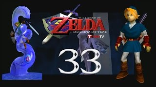 getlinkyoutube.com-The Legend of Zelda Ocarina Of Time #33: Médaillon de l'Eau