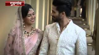 getlinkyoutube.com-WATCH: Actor Shahid Kapoor's first appearance after marriage with Delhi girl Mira Rajput