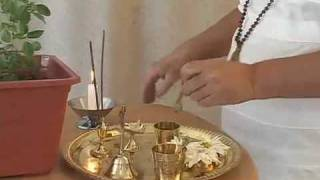 How to do Tulasi Puja