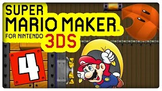 getlinkyoutube.com-SUPER MARIO MAKER 3DS Part 4: Themenbasierte Welt 4