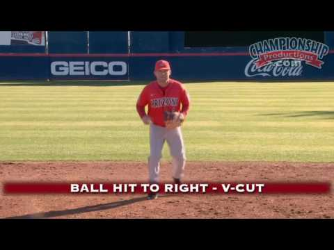 Practice Drills to Improve Infield Play - Jay Johnson