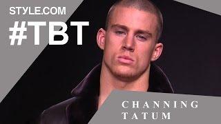 getlinkyoutube.com-Channing Tatum's Fashion Past and Kate Moss Crush - #TBT with Tim Blanks - Style.com