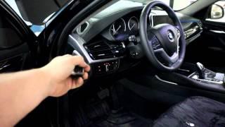 Авторская защита от угона BMW X6 (F16)