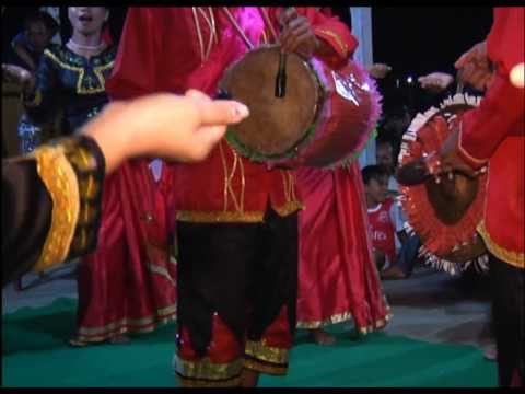 Tarian Khas Poso Moende & Musik Karambangan